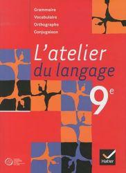 L'atelier du langage