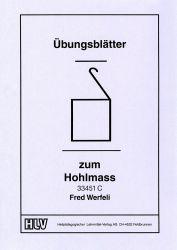 Übungsblätter Hohlmass