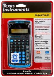 Taschenrechner Texas TI-30 eco RS