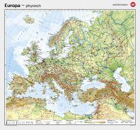 Schulwandkarte Europa