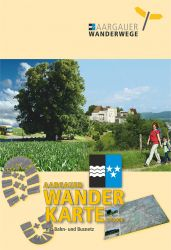 Aargauer Wanderkarte