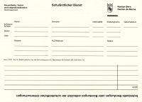Gesundheitskarte Kanton Bern