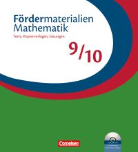 Fördermaterialien Mathematik 9 / 10