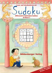 Lesen- und Schreibenlernen mit Sudoku 2