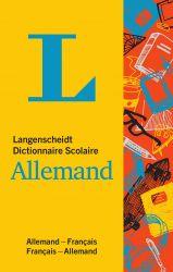 Langenscheidt Dictionnaire Scolaire Allemand, 3e - 11e