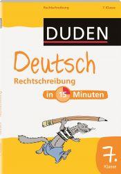 Duden Deutsch in 15 Minuten