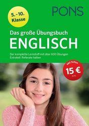 Das grosse Übungsbuch ENGLISCH - PONS
