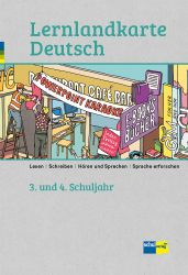 Lernlandkarte Deutsch