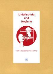 Unfallschutz und Hygiene. Fünf Erklärposter für die Kita