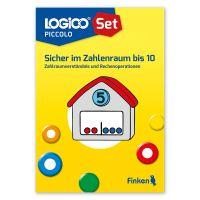 LOGICO PICCOLO Set, Sicher im Zahlenraum bis 10