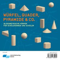Würfel, Quader, Pyramide & Co.