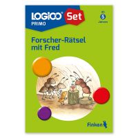 LOGICO PRIMO Forscher-Rätsel mit Fred