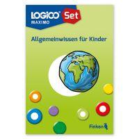 LOGICO MAXIMO Allgemeinwissen für Kinder