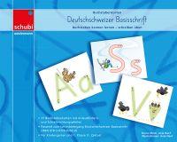 Buchstabenkarten Deutschschweizer Basisschrift