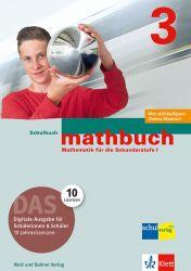 mathbuch 3, digitale Ausgabe für Schülerinnen und Schüler, Schulbuch