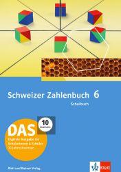Schweizer Zahlenbuch 6, Neubearbeitung 2018