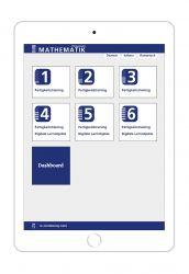 Fertigkeitstraining 1. bis 6. Klasse mit Dashboard für Lehrpersonen