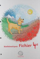 Mathématiques 4H