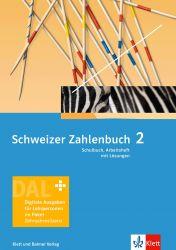 Schweizer Zahlenbuch 2, Weiterentwicklung
