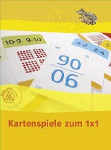 Kartenspiele zum 1 x 1