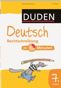 Duden Deutsch in 15 Minuten