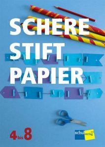Schere - Stift - Papier