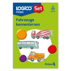 LOGICO PRIMO Fahrzeuge kennenlernen