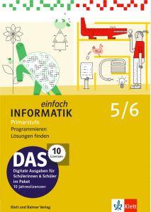 einfach INFORMATIK 5/6 Programmieren; Lösungen finden